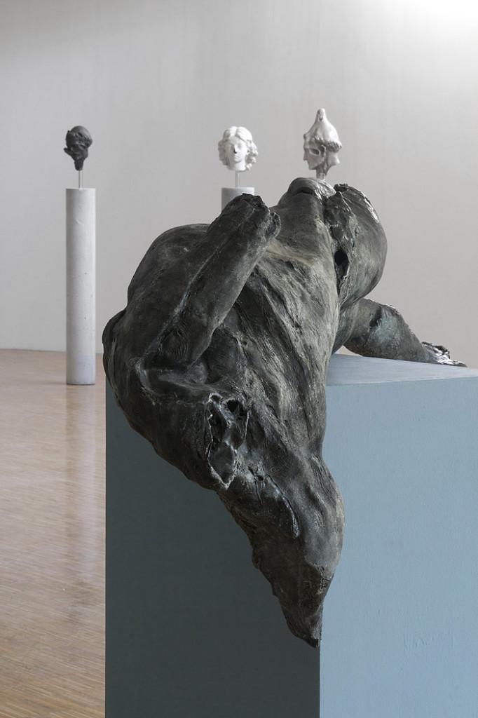 Nicola Samorì, Installazione