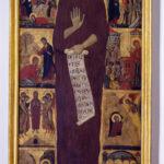 Maestro della Maddalena, Maddalena penitente e otto storie della sua vita, Firenze, Galleria dell'Accademia