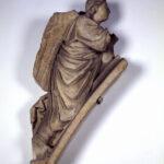 Arnolfo di Cambio, Angelo adorante, Firenze, Museo dell'Opera del Duomo (© Opera di Santa Maria del Fiore/Nicolò Orsi Battaglini)