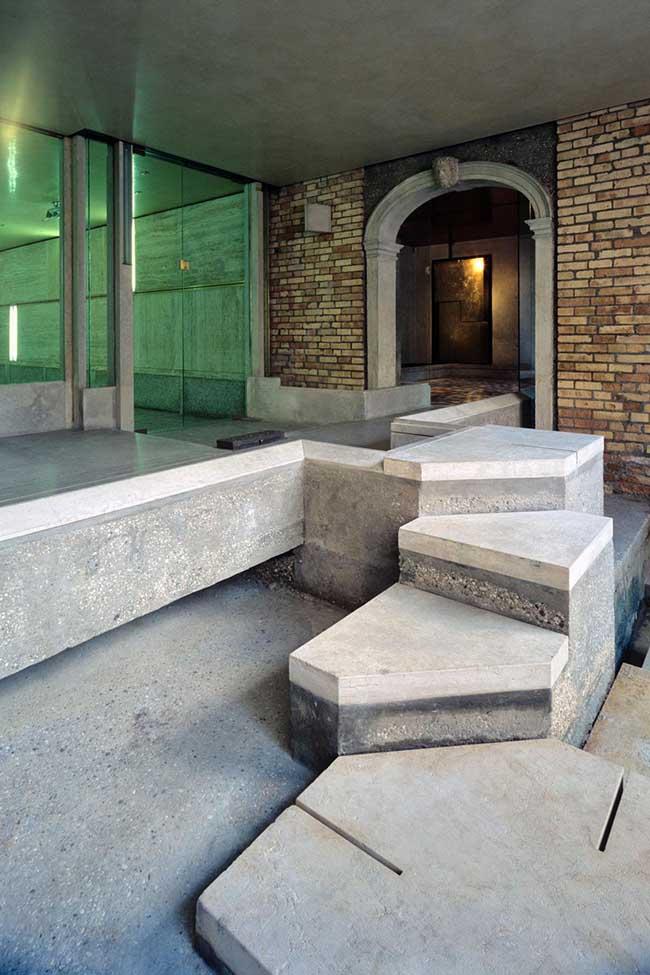 Fondazione Querini Stampalia, Area Carlo Scarpa