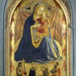 Beato Angelico, Madonna dell'Umiltà e santi, Parma, Galleria Nazionale