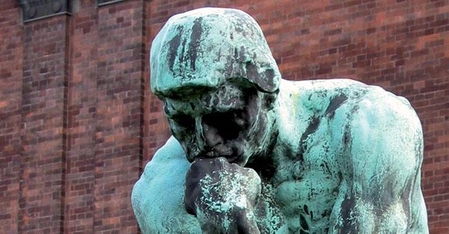 L eredita di rodin stile arte for Rodin scultore