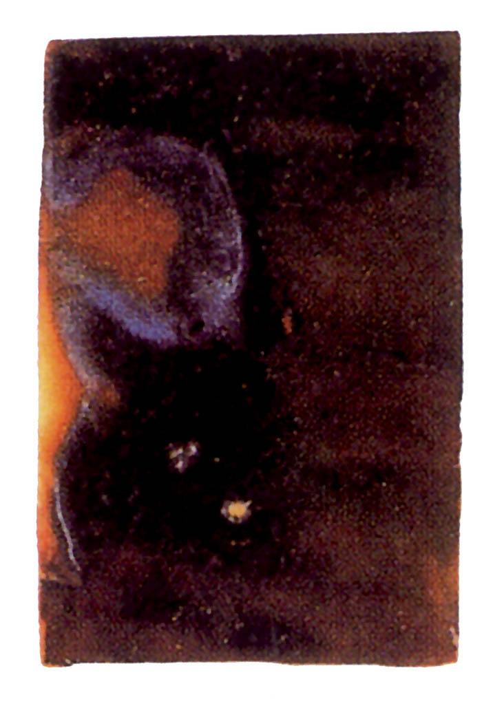 August Strindberg, Celestografie, 1894. Questi effetti astratti erano creati dal drammaturgo-artista esponendo direttamente all'aperto, nel corso di notti stellate, le lastre con emulsione fotosensibile. Ciò serviva, a suo giudizio, a catturare la natura elettromagnetica dell'universo