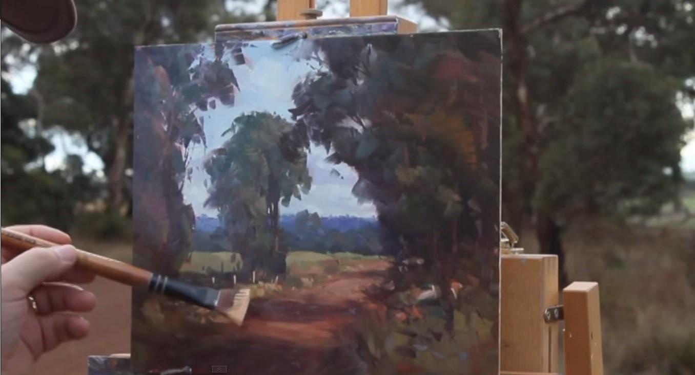 Cosa significa davvero en plein air? Come dipingere un paesaggio dal ...