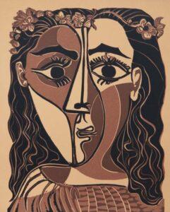 Mostre: il colore inciso di Picasso al Forte di Bard