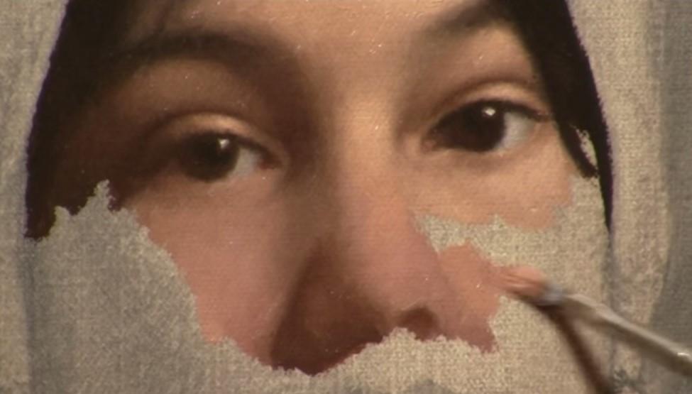 Fare un ritratto somigliante i trucchi del mestiere - Immagine di una ragazza a colori ...