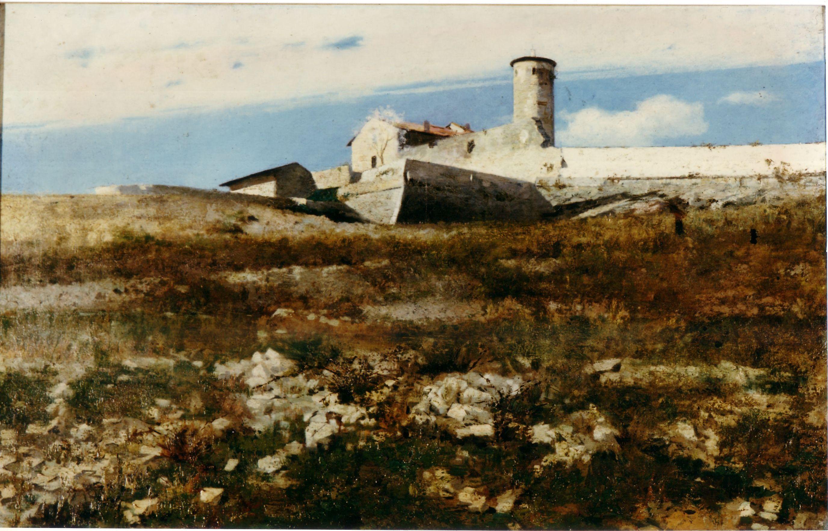 Arnaldo Soldini, Il Castello di Brescia