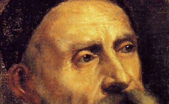 Tiziano, Autoritratto