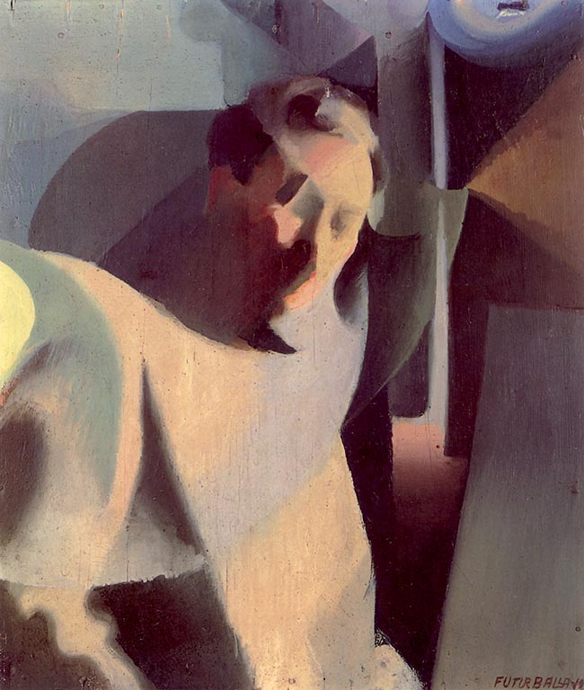 Autostato d'animo, 1920