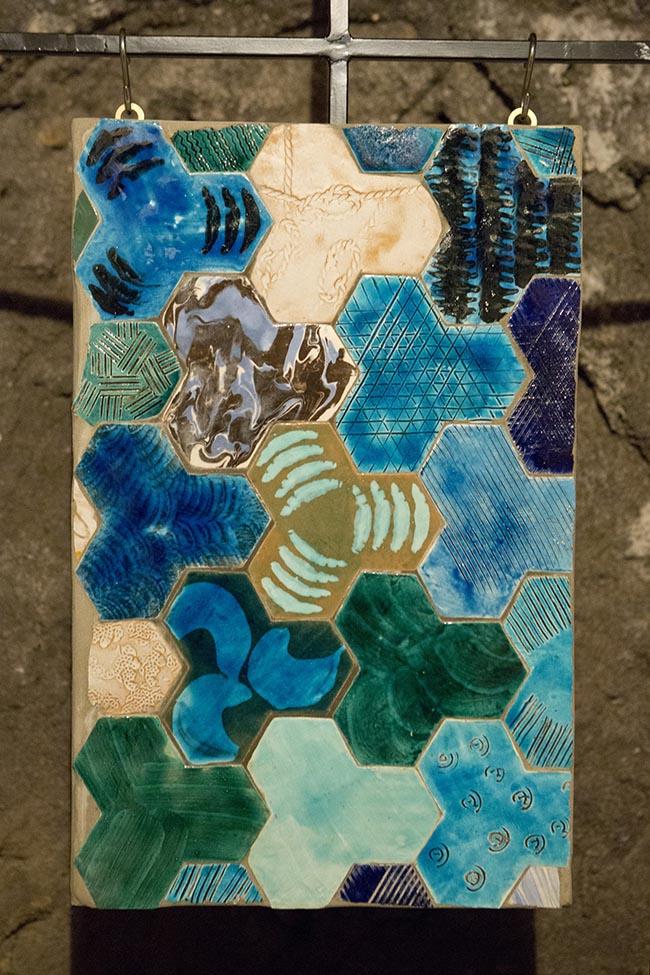 Cinzia Cingolani, Tinte in acqua 2
