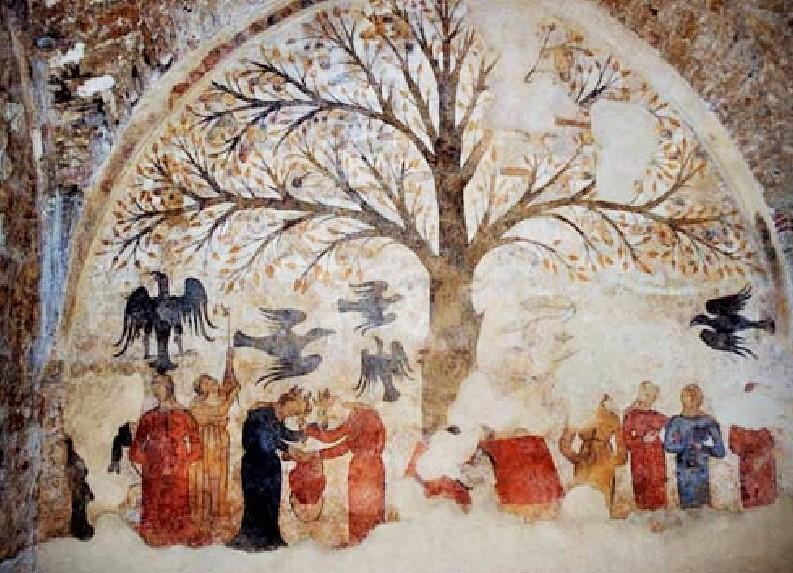 Anonimo del XIII secolo, L'albero dei peni, Massa Marittima