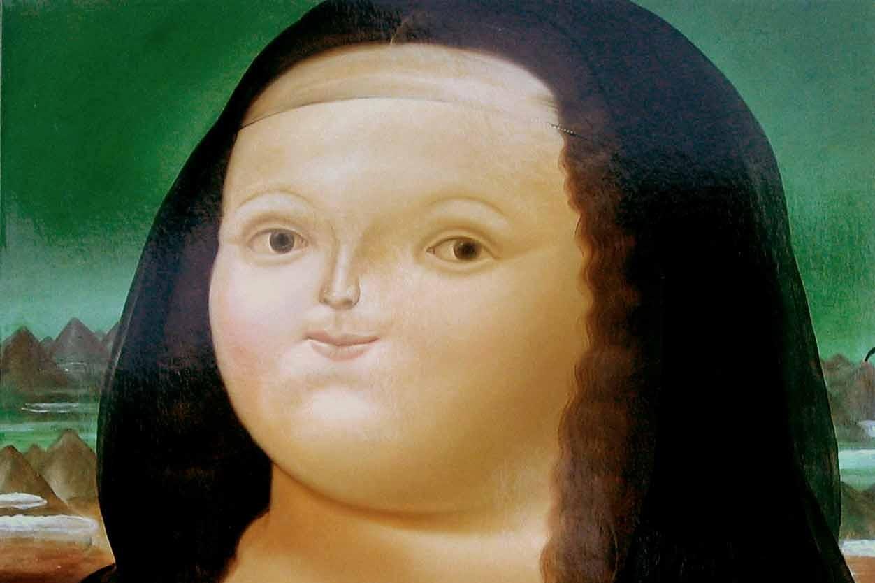 Fernando Botero quotazioni gratis. I suoi quadri valgono milioni di euro – St...