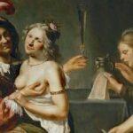 Il Figliol prodigo nell'iconografia – Piaceri sfrenati sulla tela