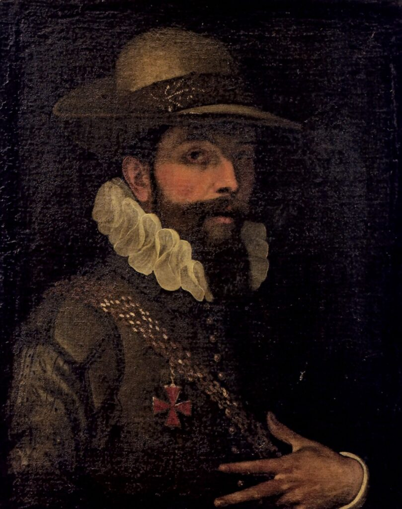 Giovanni Contarini, Autoritratto