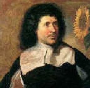 Alessandro Magnasco, Autoritratto con girasole