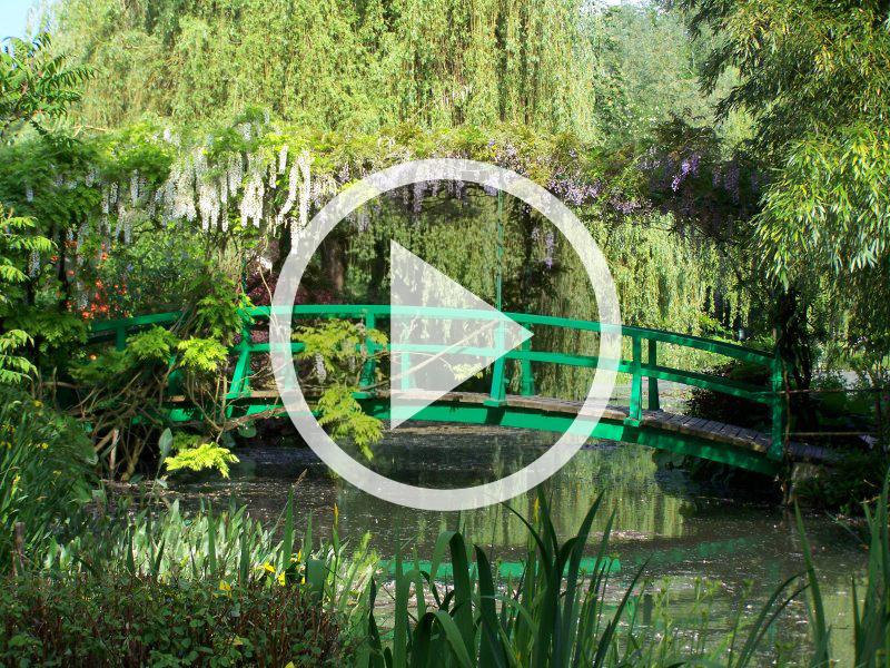 Seguiteci nell incantato meraviglioso giardino di monet - Il giardino di monet ...