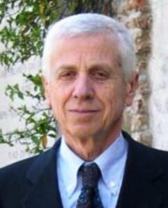 Lo scrittore e poeta Agostino Mantovani