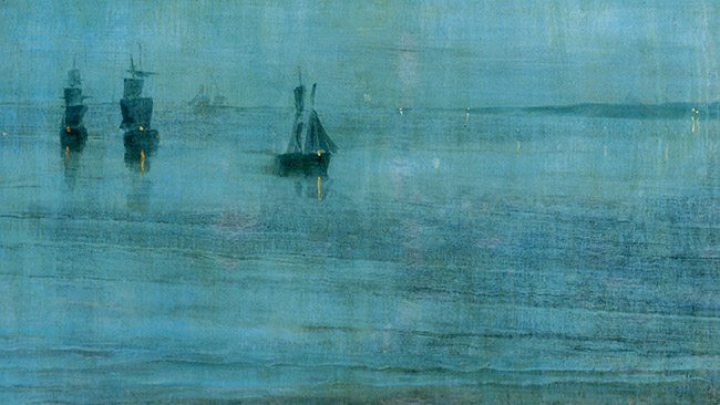 James Abbott McNeill Whistler, Notturno