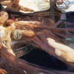 Le sirene nell'arte – Il significato: un simbolo che rappresenta il disastroso richiamo dell'eros