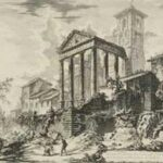 """Giovanni Battista Piranesi e la """"Magnificenza delle rovine"""" in mostra a Modena"""