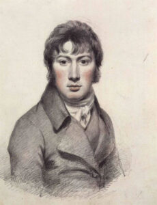 Autoritratto di John  Constable