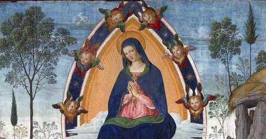 Pintoricchio. La Pala dell'Assunta di San Gimignano e gli anni senesi dal 6 settembre 2014 al 6 gennaio 2015 Pinacoteca San Gimignano, Piazza Duomo, 2
