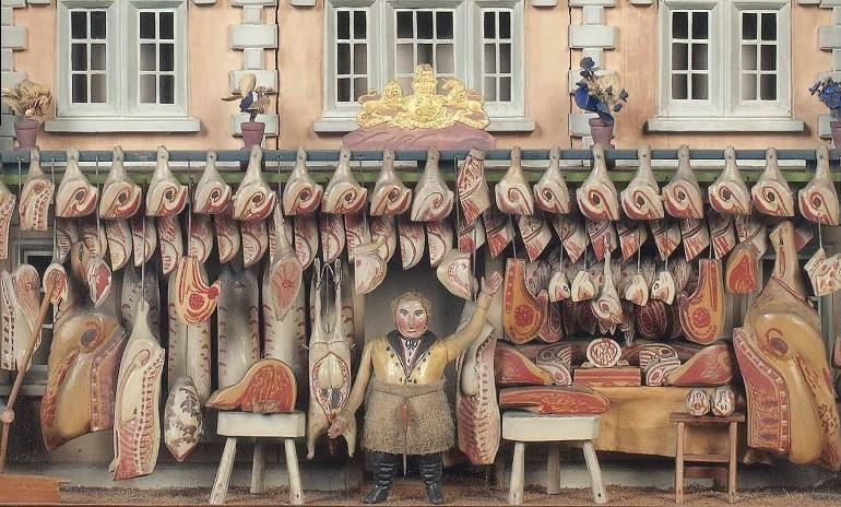 casa del macellaio