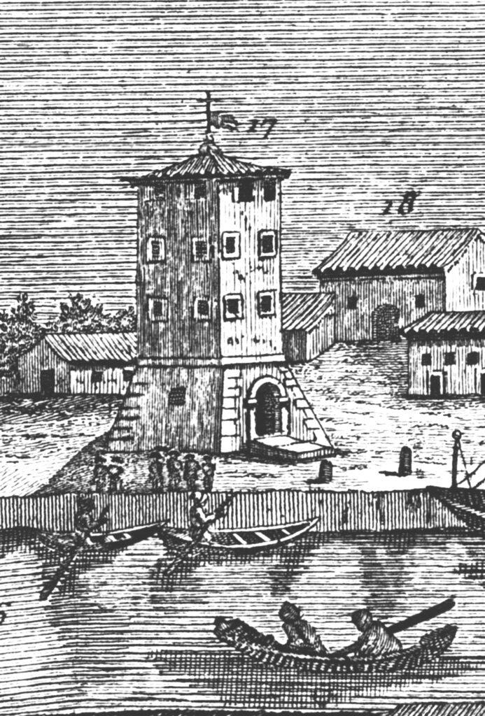 Torre pretoria Cesenatico