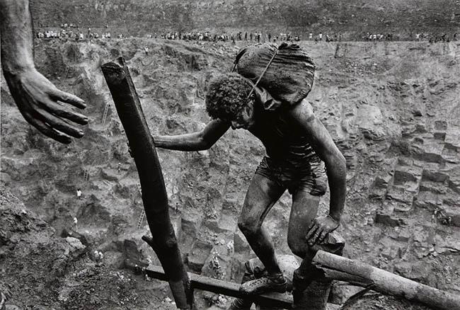 Sebastião Salgado, Brasil, 1986 Raccolta della fotografia, Galleria civica di Modena