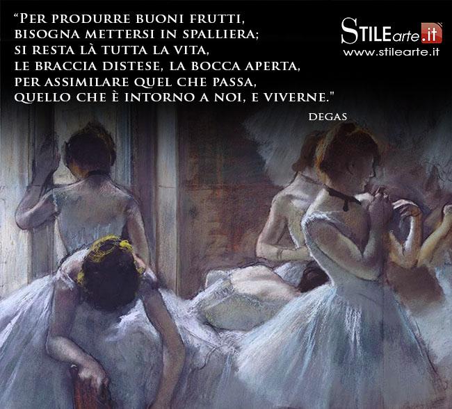 Degas, Ballerine, 1874