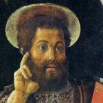 Mantegna, cuore di marmo