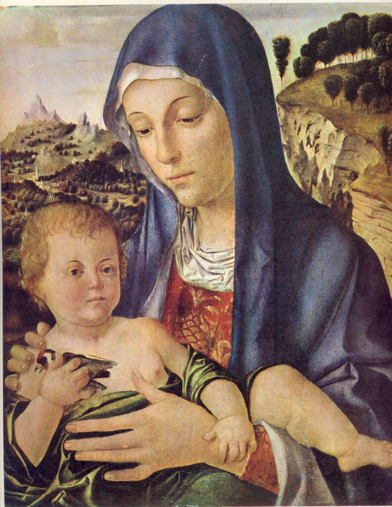 Bartolomeo Montagna, Madonna col Bambino