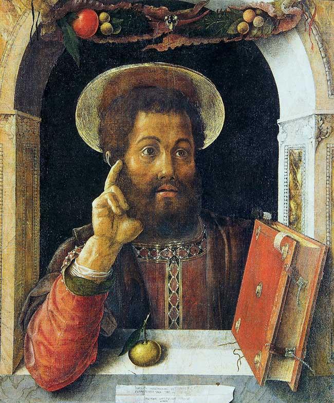 Mantegna, San Marco