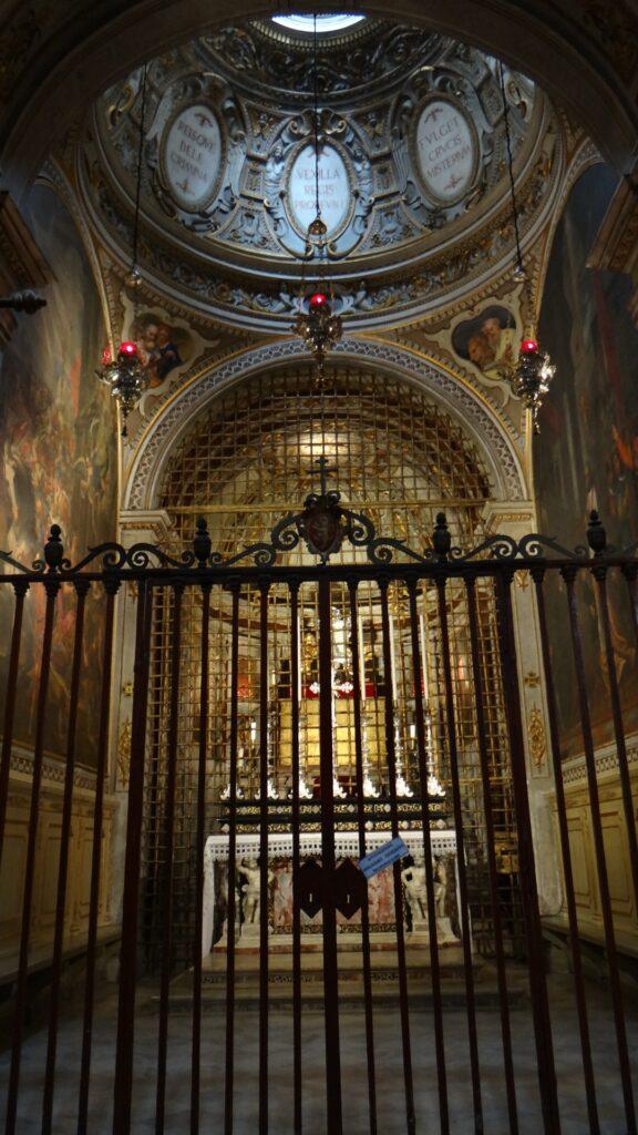Cappella delle Santissime Croci, Brescia,Duomo Vecchio vecchio o Rotonda