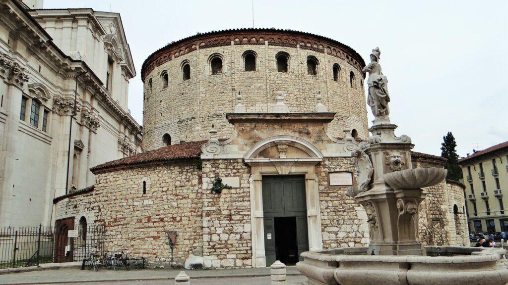 Brescia, Duomo Vecchio vecchio o Rotonda