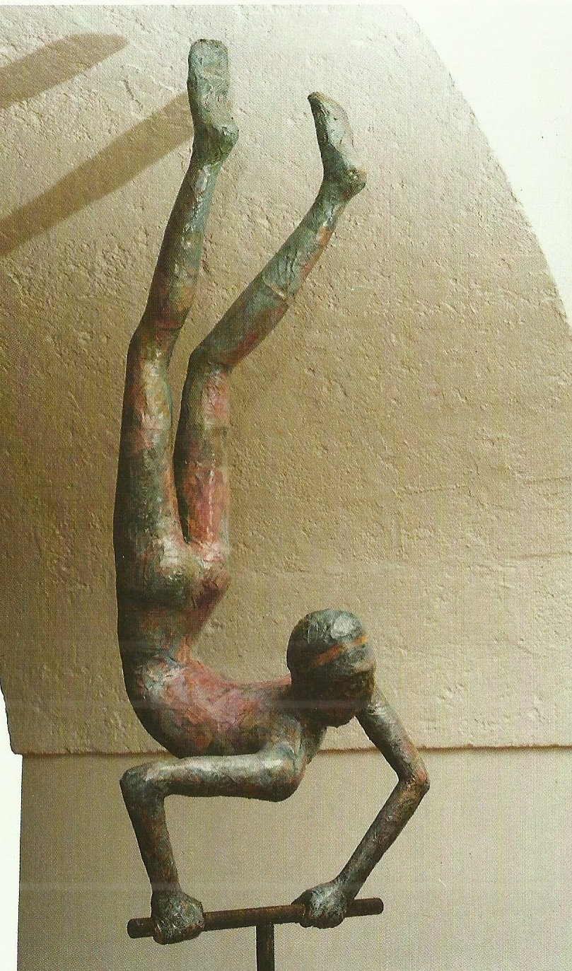 L'acrobata (carta e ferro, 1990)