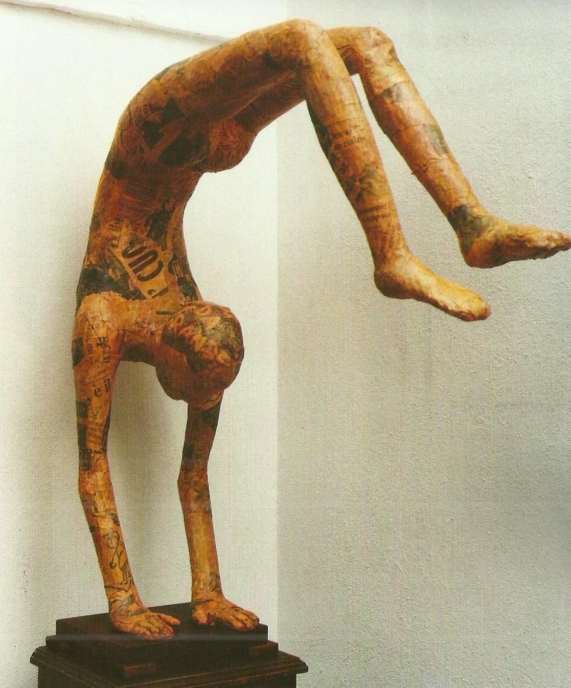 L'equilibrista (carta e ferro, 1989)