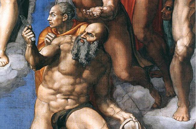 Michelangelo,_Giudizio_Universale_31ape