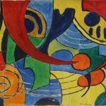 """Al Maon di Rende """"Dal secondo Futurismo all'arte concreta e dintorni 1920 – 1970″"""