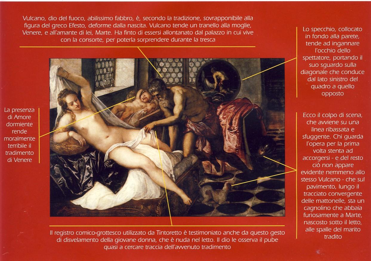Tintoretto foto 2 scheda esplicativa