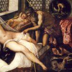 Il tradimento in pittura – Venere, Marte, Vulcano e il cane di Tintoretto