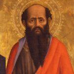 Iconografia di San Paolo: perchè l'apostolo delle genti è calvo?