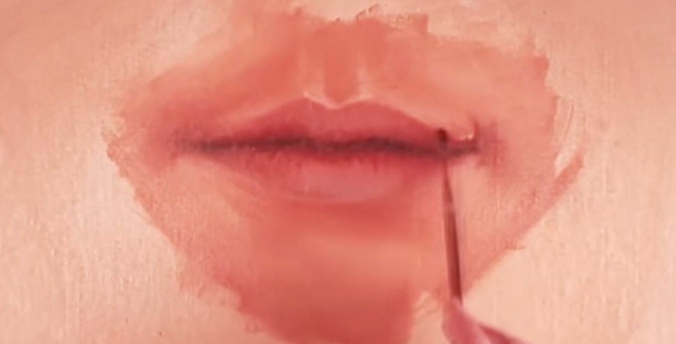 a labbra