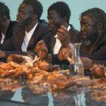 I cibi dell'Ultima Cena – Tutte le pietanze dipinte in mille anni, apostoli verso l'obesità