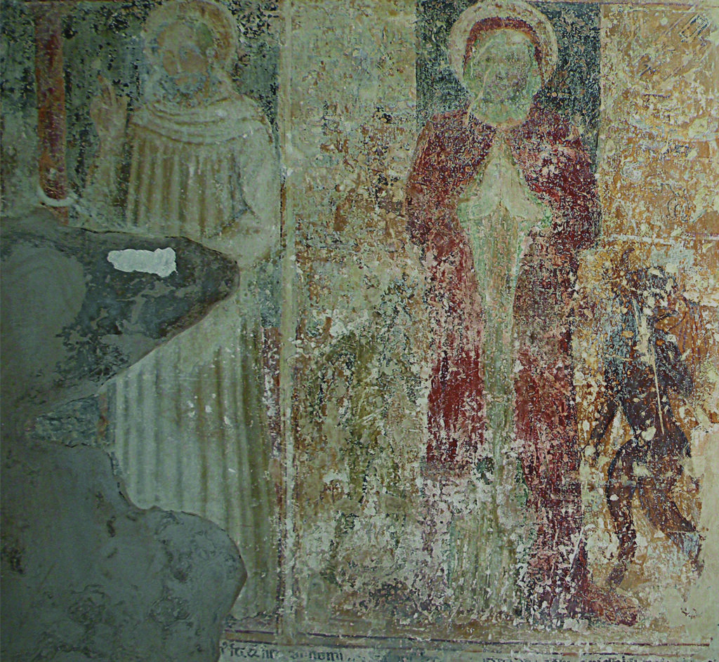 Madonna, Pieve della Mitria, Nave, Brescia