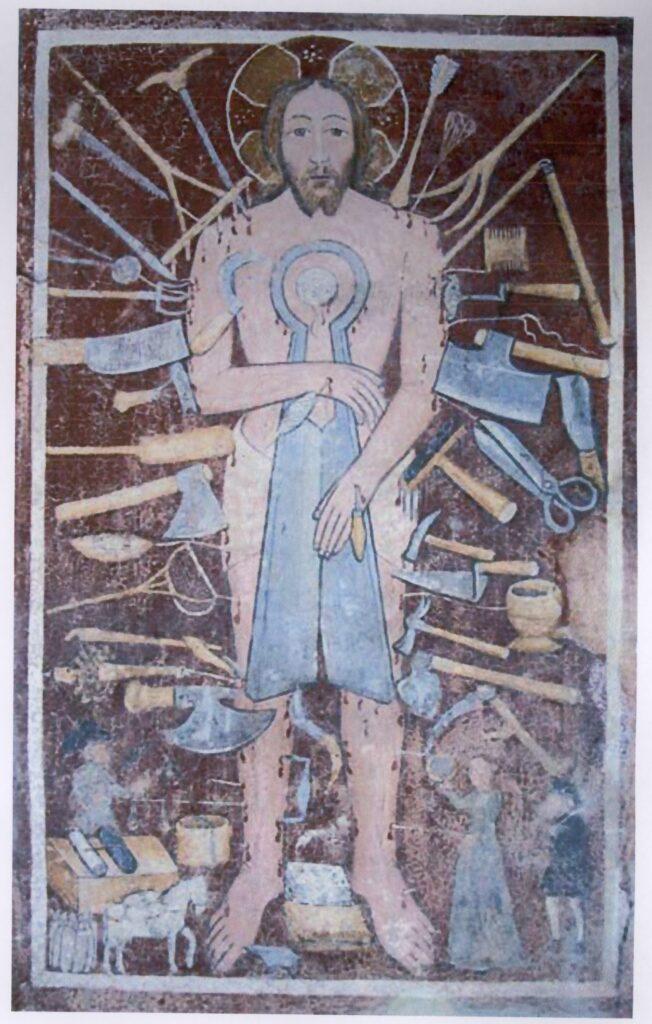 Cristo della Domenica. Duomo di Biella