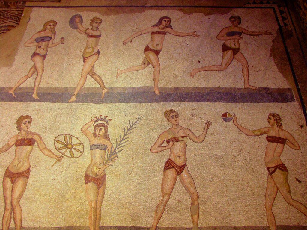 Mosaici della Villa romana del Casale, Piazza Armerina