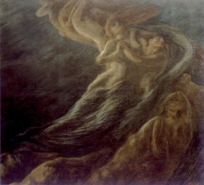 Paolo e Francesca, del 1909
