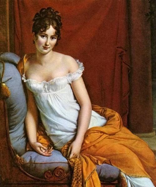 Il ritratto realizzato da Gerard nel 1805