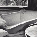 All'asta la mitica foto di nudo scattata a Brescia da Newton nel 1981